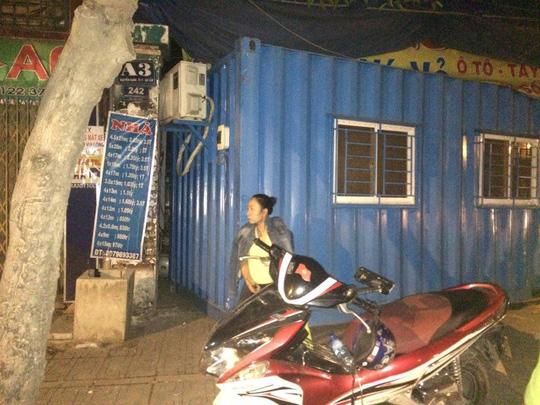 Lời khai của nhóm người chở container chặn nhà dân - 2