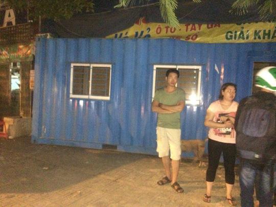Lời khai của nhóm người chở container chặn nhà dân - 3