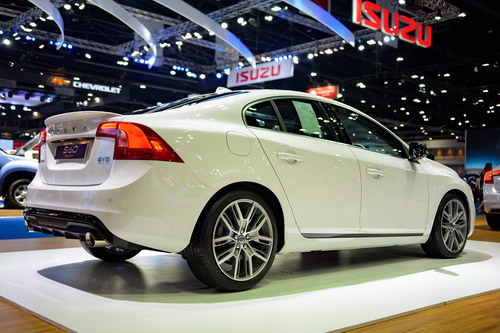 Volvo S60 Polestar: Sedan hạng sang giá 1,4 tỷ đồng - 5