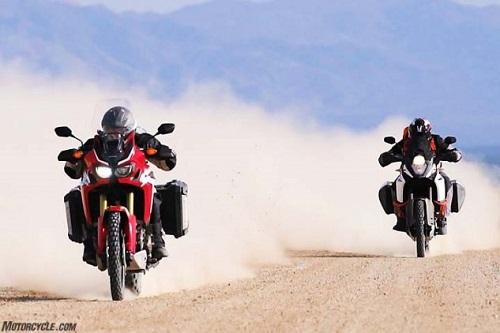 Lựa chọn KTM 1090 Adventure R hay Honda CRF1000L Africa Twin? - 2