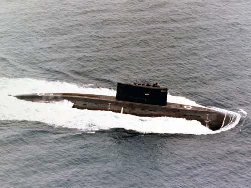 """""""Hố đen đại dương"""" Nga khiến đối phương phải khiếp sợ - 3"""