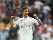 """Bóng đá - Báo chí bái phục Ronaldo: Vừa ghi """"tên lửa"""", vừa diễn võ MMA"""