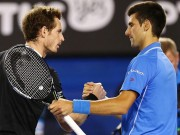 """Thể thao - Djokovic, Murray chỉ là """"Hổ giấy"""" so với Federer, Nadal?"""