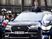 Tư vấn - Tân Tổng thống Pháp nhậm chức bằng xe bình dân