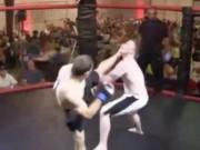 Thể thao - MMA: 4 giây đã hạ đối thủ, Từ Hiểu Đông chẳng là gì