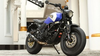 Ngắm phiên bản độ Yamaha Scorpio R1V4LZ cực chất