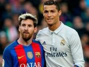 Bóng đá - Messi ích kỷ vẫn thua Ronaldo: Chiếc giày vàng vô nghĩa