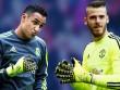 """Real """"phũ"""" với Navas, MU nhả De Gea vì """"tiểu Buffon"""""""