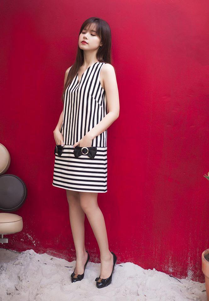 Angela Phương Trinh, Midu diện váy ngắn khoe chân dài thon nuột - 2