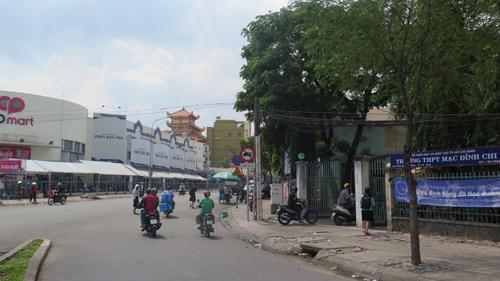Mở rộng đường, giá đất đường Tân Hòa Đông liên tục tăng - 1