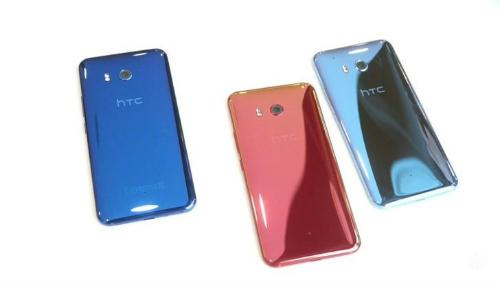 NÓNG: Trên tay HTC U 11 trước giờ ra mắt, đẹp chẳng kém iPhone 7 - 1
