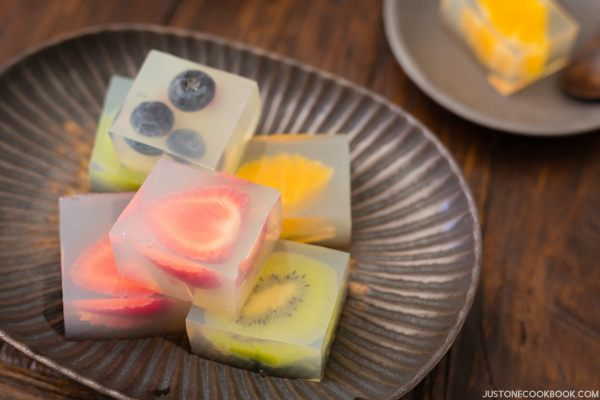 Thạch trái cây cực xinh lại ngon miệng - 1