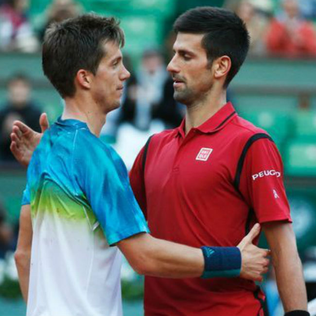 Rome Masters ngày 2: Murray tiếp tục tụt dốc - 4