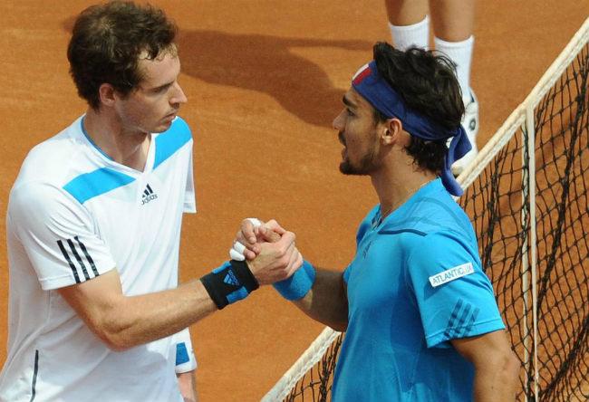 Rome Masters ngày 2: Murray tiếp tục tụt dốc - 8