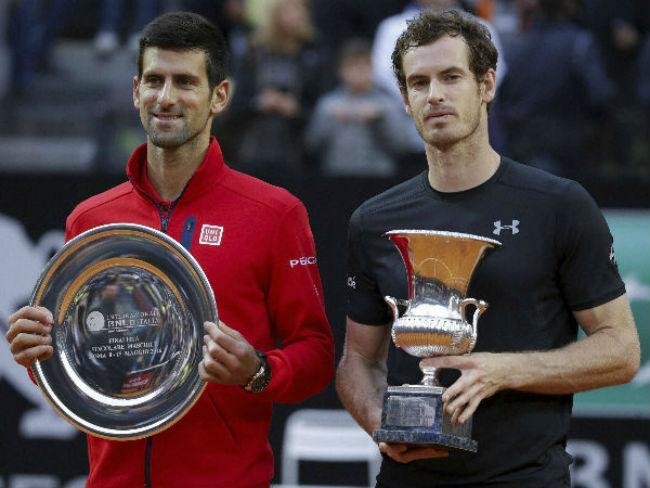 Rome Masters ngày 2: Murray tiếp tục tụt dốc - 1