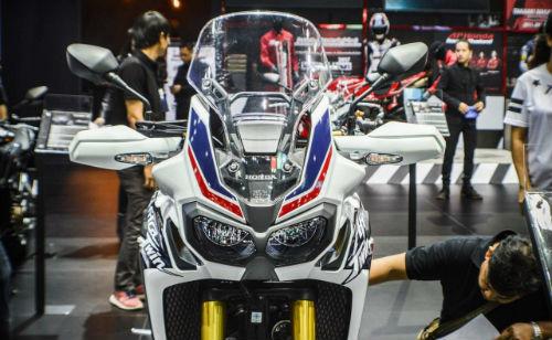 Honda Africa Twin lên kệ ở Nam Á, giá rẻ gần bằng nửa ở Việt Nam - 2