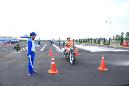 """""""Hướng dẫn viên Lái xe an toàn xuất sắc năm 2017"""" - sân chơi lớn từ Honda Việt Nam - 3"""