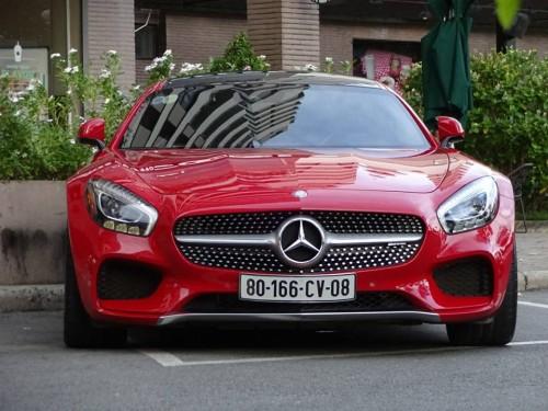 Mercedes-AMG GT-S mới tậu của Cường Đô La thay 'áo mới' - 4