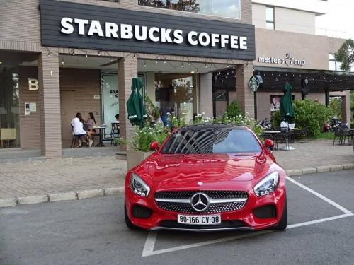 Mercedes-AMG GT-S mới tậu của Cường Đô La thay 'áo mới' - 5