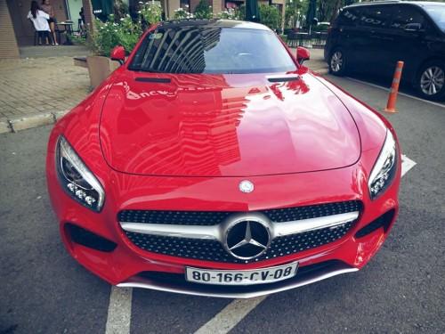 Mercedes-AMG GT-S mới tậu của Cường Đô La thay 'áo mới' - 7