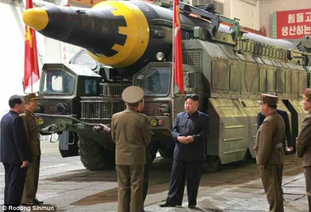 Liệu Nga có quay lưng vì Triều Tiên phóng tên lửa? - 2