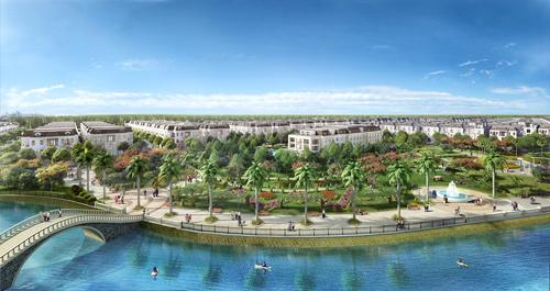 """""""Thành phố tình yêu"""" The Venice - Tâm điểm dự án phức hợp Vinhomes Imperia - 2"""