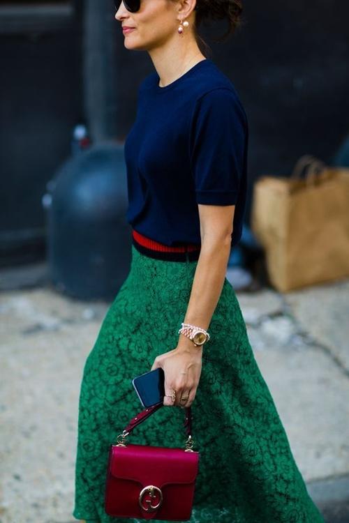Gigi Hadid gợi ý mẫu túi xách hot nhất 2017 - 13