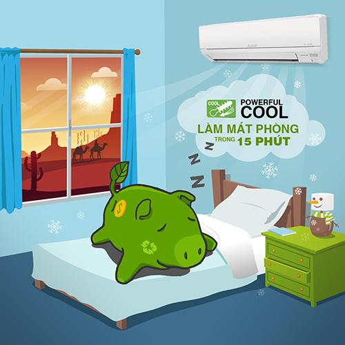Thị trường máy lạnh mùa nóng tăng nhiệt - 1