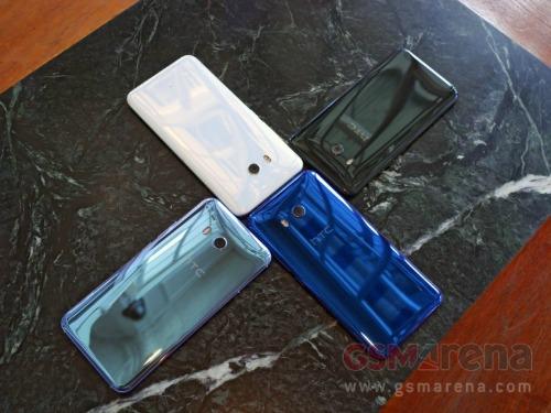HTC U 11 ra mắt, dùng chip Snapdragon 835, giá 18,7 triệu đồng - 1