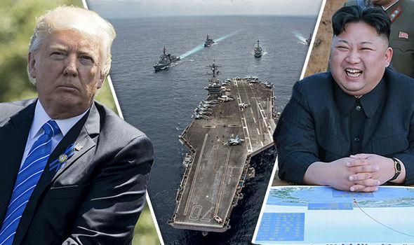 """Mỹ cam kết """"sắt đá"""" cùng đồng minh đối phó Triều Tiên - 1"""