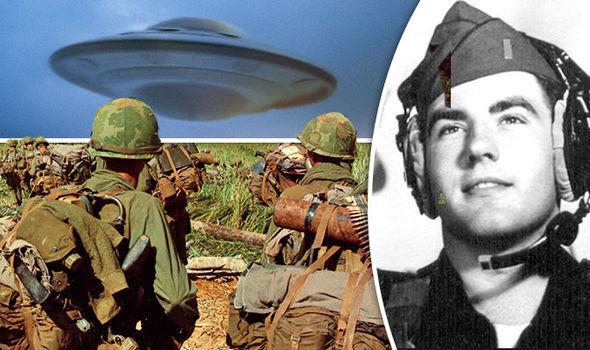 """Cựu binh Mỹ kể """"chạm trán UFO"""" trong Chiến tranh Việt Nam - 1"""