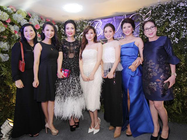 BichNa Beauty Clinic khai trương cơ sở đẳng cấp hội tụ sao Việt và doanh nhân - 1
