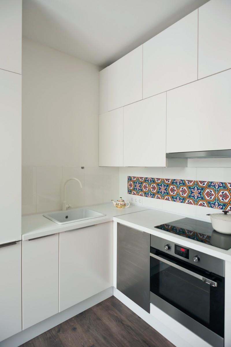 """""""Hộp ngủ"""" sáng tạo cho căn hộ 35m2 rộng khó tin - 11"""