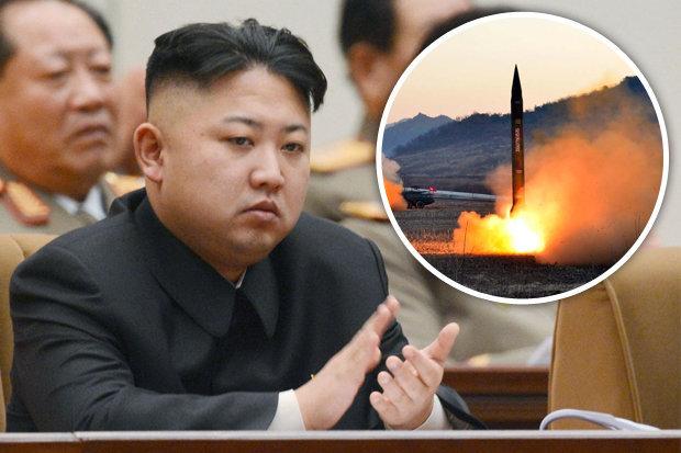 """Triều Tiên dọa Mỹ """"đừng dại thử thách lòng kiên nhẫn"""" - 1"""