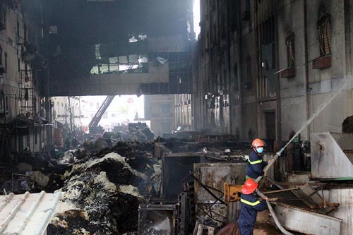Đã tìm ra nguyên nhân vụ cháy kinh hoàng ở Cần Thơ - 3