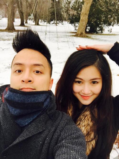 Lấy vợ rồi nhưng Cao Thái Sơn vẫn thường xuyên ôm ấp cô gái này - 14