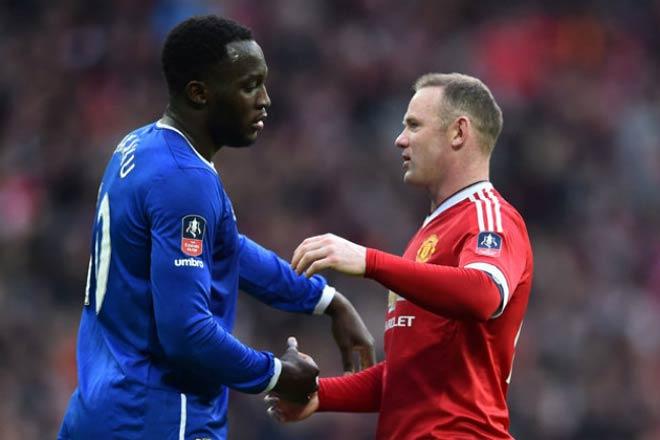 Chuyển nhượng MU: 50 triệu bảng + Rooney đổi Lukaku - 1