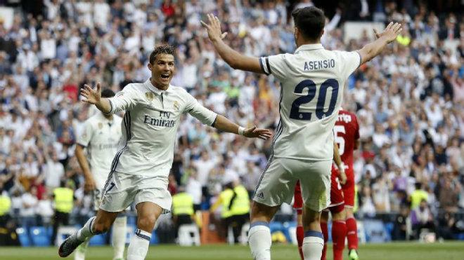 Ronaldo nguy cơ vắng mặt ngày Real nâng cúp La Liga - 2