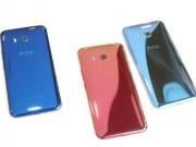 Dế sắp ra lò - NÓNG: Trên tay HTC U 11 trước giờ ra mắt, đẹp chẳng kém iPhone 7