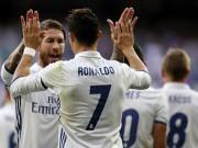 """Bàn thắng đẹp V37 La Liga: Ronaldo sút """"phi đạn"""" lập kỷ lục"""