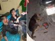 Bị dân vây bắt, nghi phạm trộm chó giả chết để tránh đòn