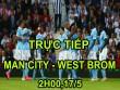 Chi tiết Man City - West Brom: Bàn danh dự của đội khách (KT)