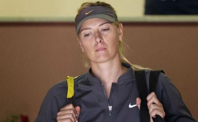 Sharapova KHÔNG được dự Roland Garros, bỏ họp báo - 1