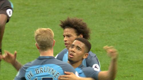 Chi tiết Man City - West Brom: Bàn danh dự của đội khách (KT) - 3