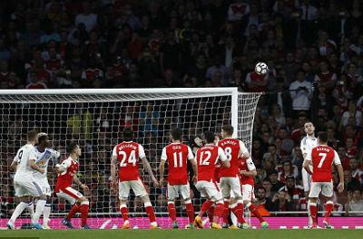Chi tiết Arsenal - Sunderland: Cú đúp dễ dàng (KT) - 5