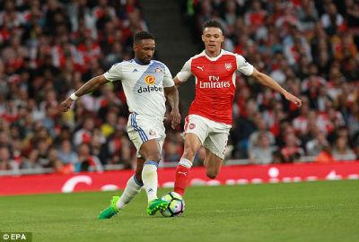 Chi tiết Arsenal - Sunderland: Cú đúp dễ dàng (KT) - 4