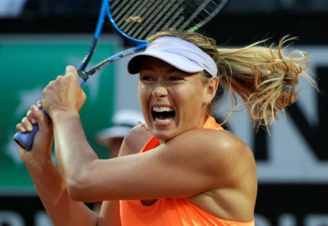 Sharapova - Baroni: Kịch bản không thể ngờ (V2 Rome Masters) - 1