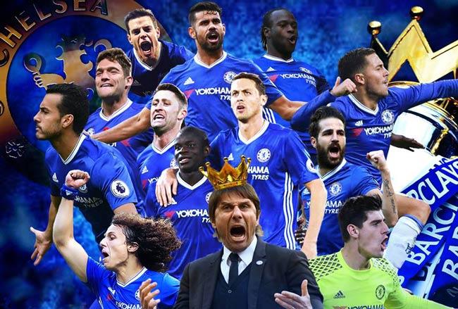 Chelsea: Cúp C1, Hazard, Costa và những thách thức của Conte - 1