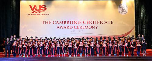 1.678 học viên VUS nhận chứng chỉ quốc tế Cambridge - 3