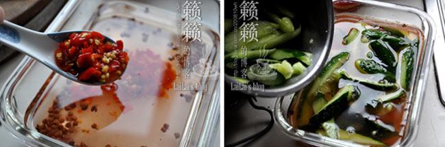 Học lỏm cách làm dưa chuột muối chua giòn ngon, giải ngán ngày hè - 4